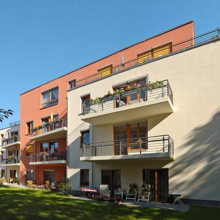 SeniorenZentrum IV, Schönholzer Straße 4c