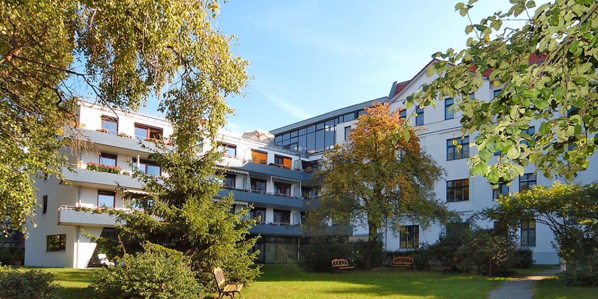 SeniorenZentrum III, Breite Straße 22b