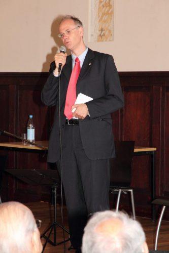Bürgermeister Matthias Köhne