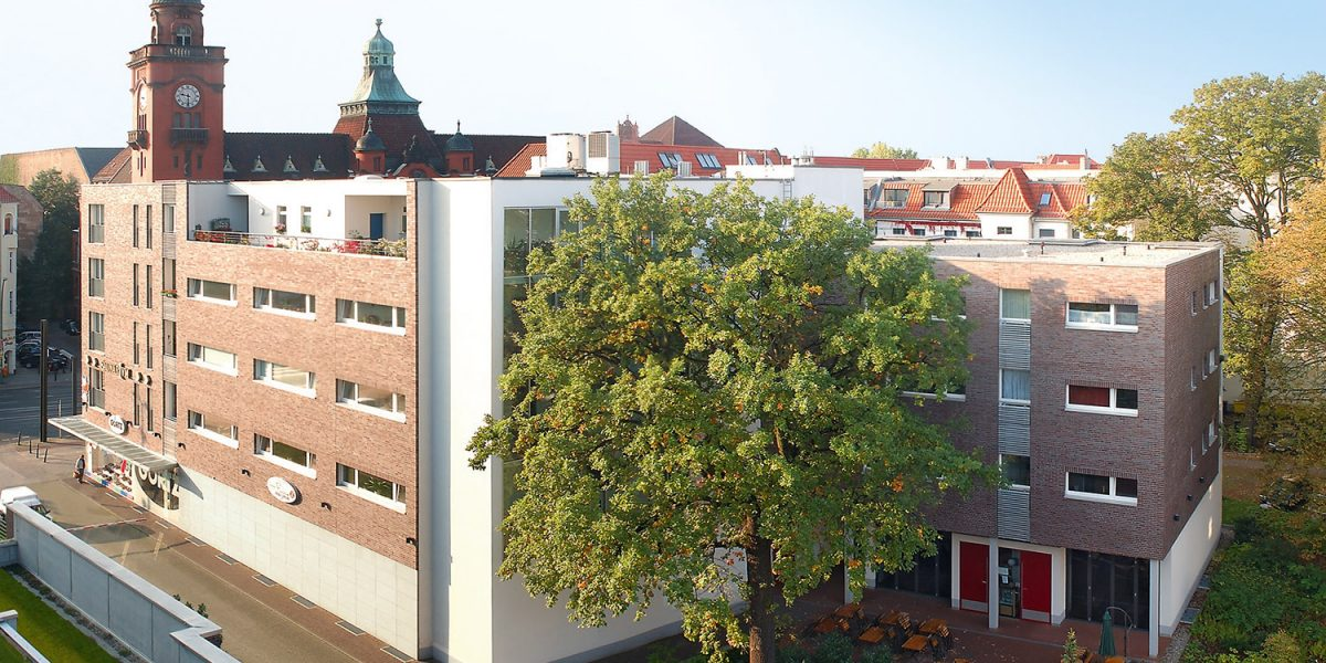 SeniorenZentrum II, Breite Straße 22