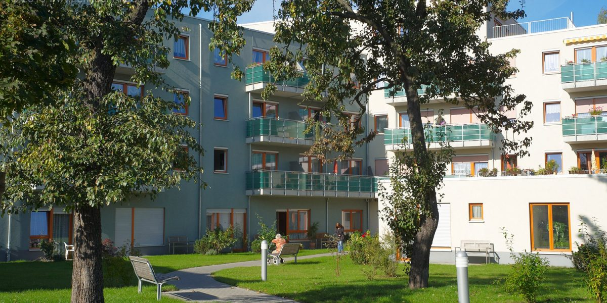 SeniorenZentrum V, Schönholzer Straße 6