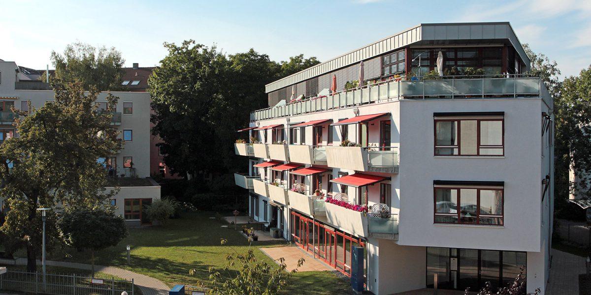 SeniorenZentrum VI, Schönholzer Straße 5